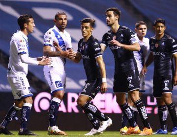 Rayos apagados; pierden 1-0 en Puebla