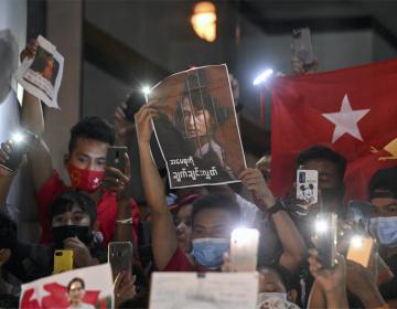 Birmania: militares ordenan bloqueo de Facebook para evitar llamamientos a la resistencia civil