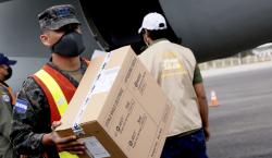 Honduras y Guatemala reciben de Israel 10,000 dosis de vacunas…