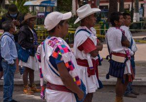Poblado indígena de Chiapas vota y rechaza vacunarse contra el COVID-19