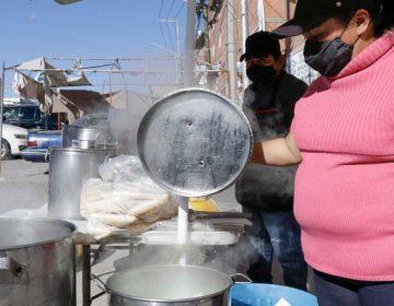 Covid desplomó venta y producción de tamales en Puebla