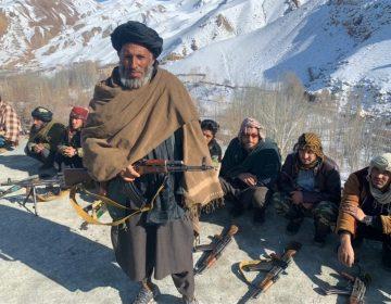 "Los talibán advierten sobre la posibilidad de ""una gran guerra"" si EU no se retira de Afganistán"