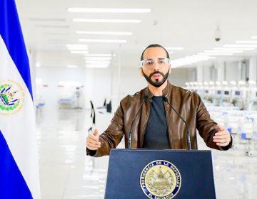 Bukele destinó dinero público a un artículo para promocionar un hospital de El Salvador