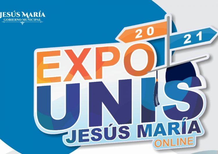 Realizarán Expo Unis Online 2021 en Jesús María