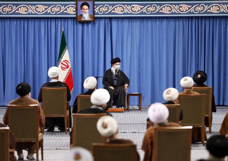 Irán podría enriquecerse de uranio hasta en 60 por ciento, advierte su líder supremo
