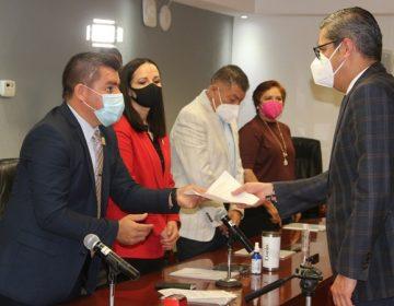 Rinde Fiscalía General del Estado su tercer informe de actividades