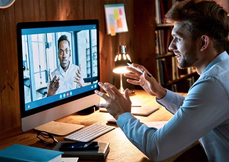 Fatiga de Zoom: proyectar autenticidad y compromiso en la nueva realidad virtual