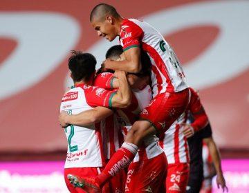Rescatan Rayos empate a uno frente al Monterrey
