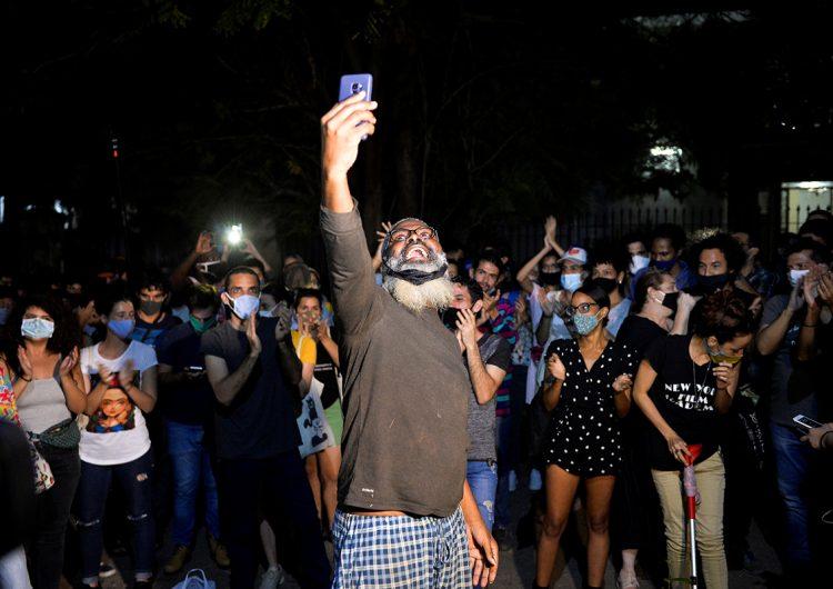 OCDH pide a las potencias del mundo condenar la represión en Cuba