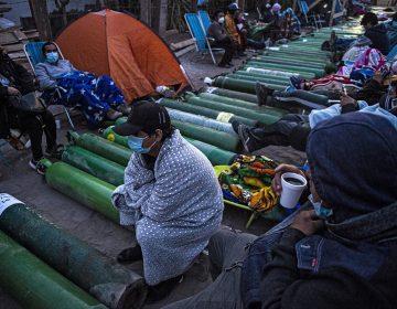 Perú se asfixia por falta de oxígeno en la segunda ola de la pandemia