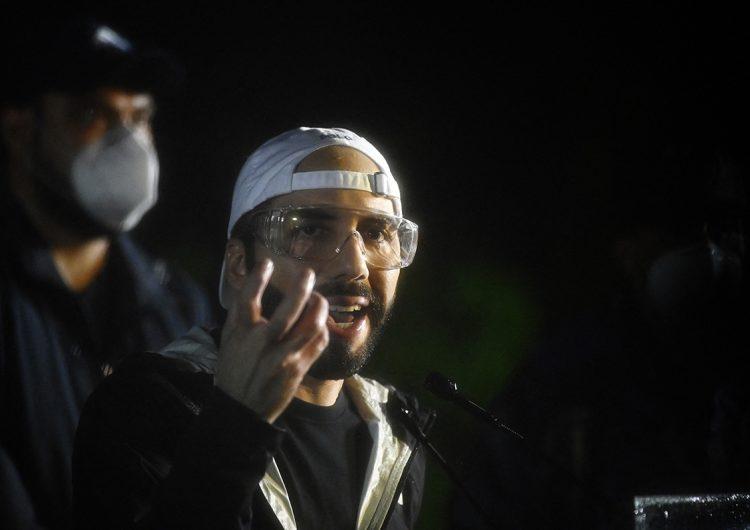 La derecha de El Salvador exige al Congreso analizar la capacidad mental del presidente Bukele