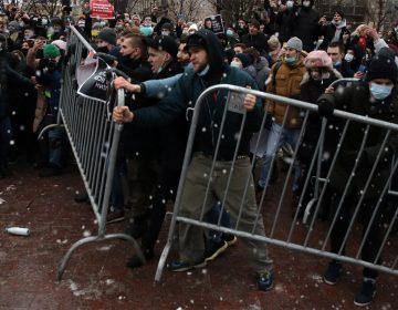 La mano dura en Rusia ha logrado disuadir las protestas