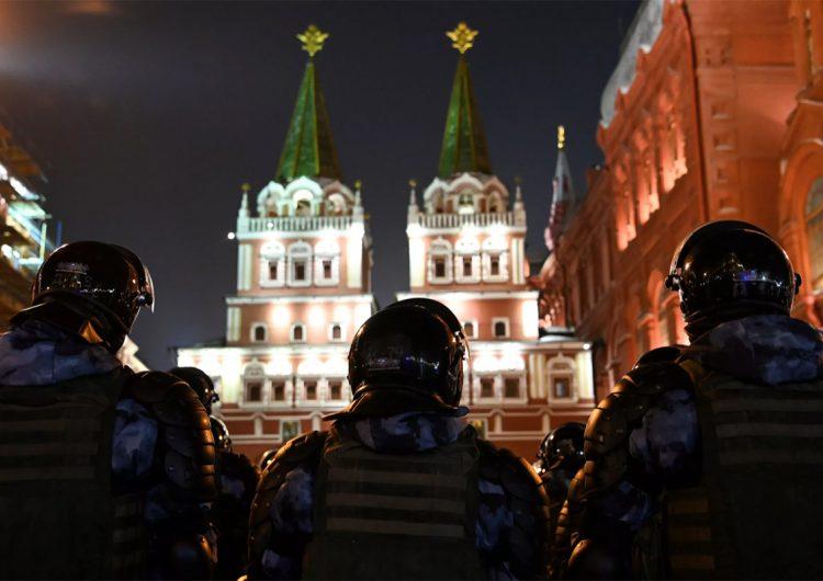 Rusia advierte a Biden que tomará represalias contra cualquier sanción por el caso Navalni