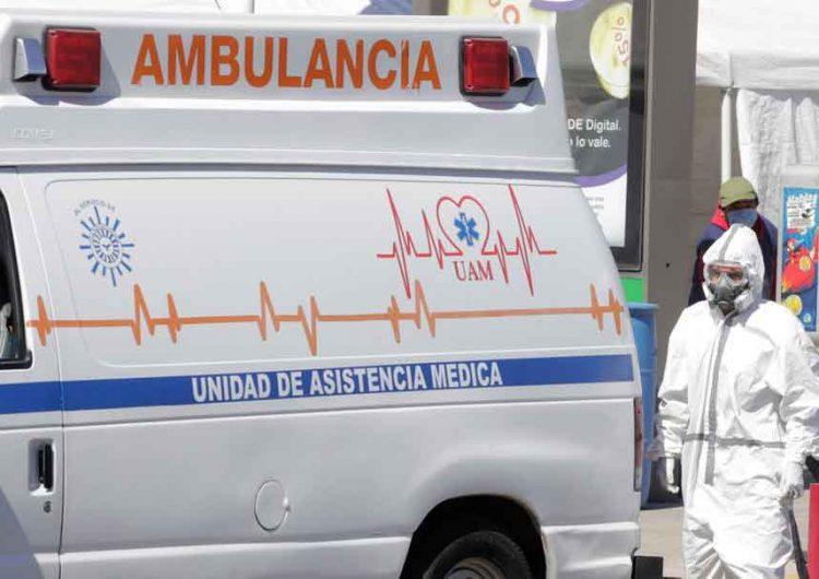 Se mantiene alto el índice de hospitalizados en Puebla