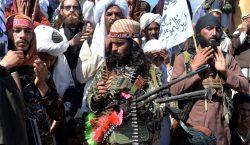 Talibanes exigen a Biden que cumpla acuerdos firmados por Trump:…