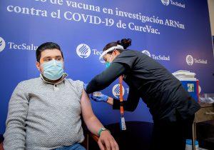 COVID-19: arranca en México protocolo fase 3 para la vacuna alemana CureVac