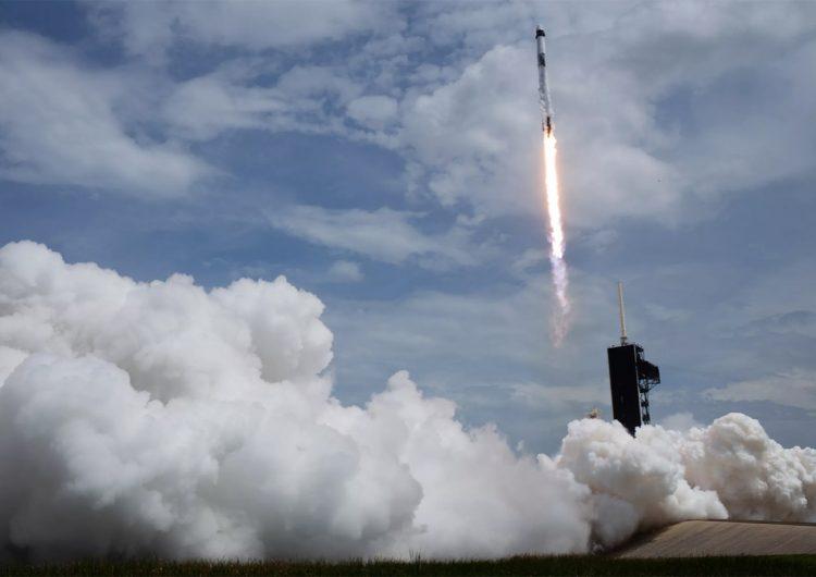 Cómo unirse a la misión 'Inspiration4' de SpaceX, el primer vuelo espacial para civiles