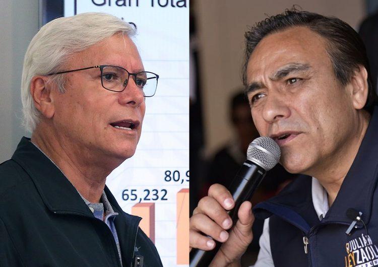 """Yo sí sé quién va a ir… el Fiscal"": Bonilla sobre caravana de apoyo a Julián Leyzaola"