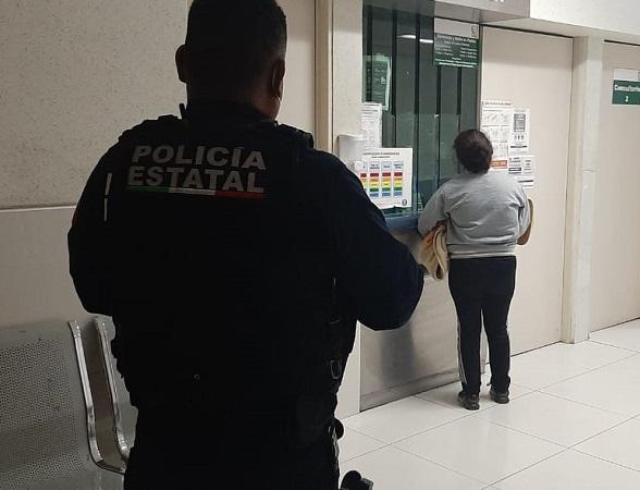 Hospitalizan a bebé de ocho meses que ingirió por accidente un envoltorio de 'crystal' en Aguascalientes