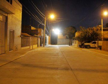 Se abre a circulación calle Álamo en Margaritas