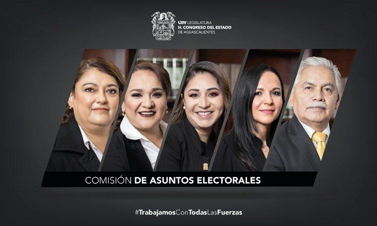 Aprueban en comisión reformas a la Ley de Participación Ciudadana de Aguascalientes