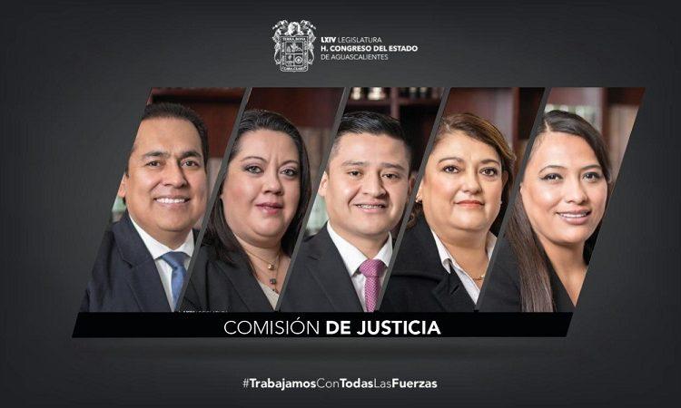 Avala comisión que destinar pensión alimenticia para otros fines sea un delito en Aguascalientes