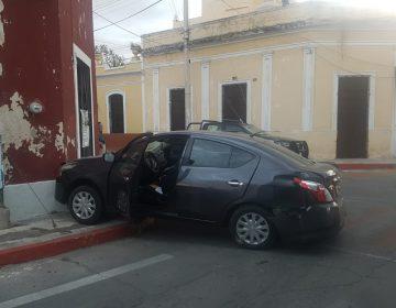 Nuevo accidente en la esquina trágica de la 53 x66