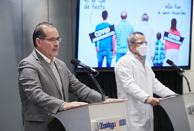 Implementarán software de registro de adultos mayores para vacunación en Aguascalientes