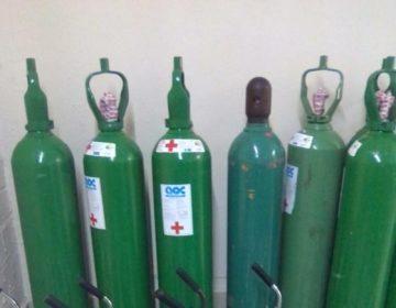 Asegura Guardia Sanitaria 27 tanques de oxígeno que eran comercializados de forma ilegal en El Llano