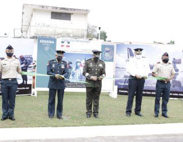 Inaugura Ejército expo fotográfica