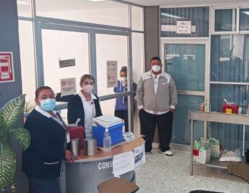Más de 7 mil adultos mayores de 60 años ya fueron vacunados en Aguascalientes