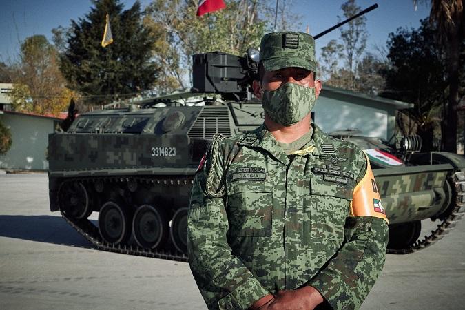 Conmemoran el Día del Ejército Mexicano en Aguascalientes