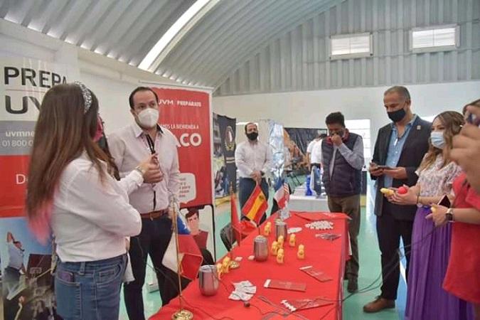 Buena participación en la Expo Unis Online en Jesús María