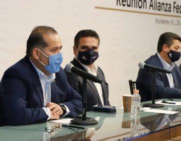Pide gobernador de Aguascalientes que estados encabecen estrategia de vacunación