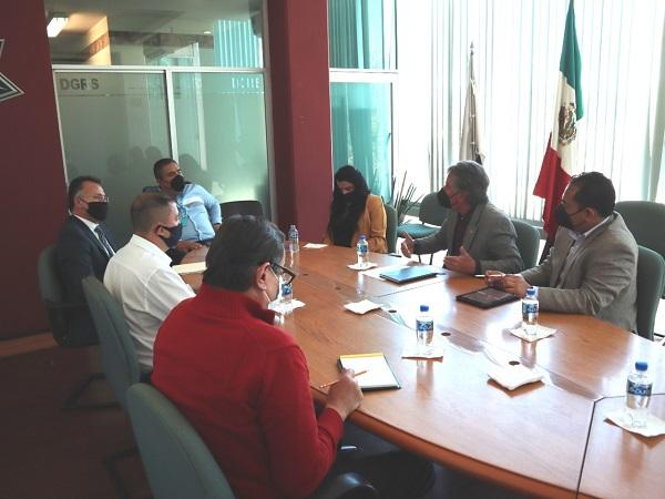 Acuerdan abogados y Policía Estatal medidas de acceso a los CERESOS de Aguascalientes