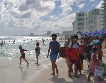 Cómo México se convirtió en un oasis para turistas extranjeros en medio de la pandemia
