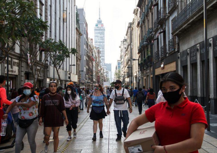 La Ciudad de México pasará a semáforo naranja, tras dos semanas en rojo