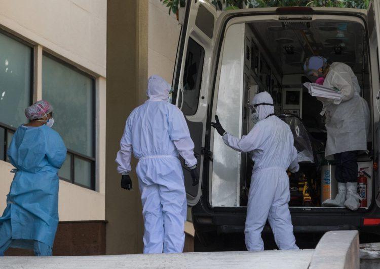 México presenta 92,760 contagios activos de COVID-19
