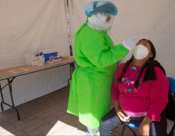 México registra 1,707 fallecimientos y 12,153 casos confirmados de COVID-19
