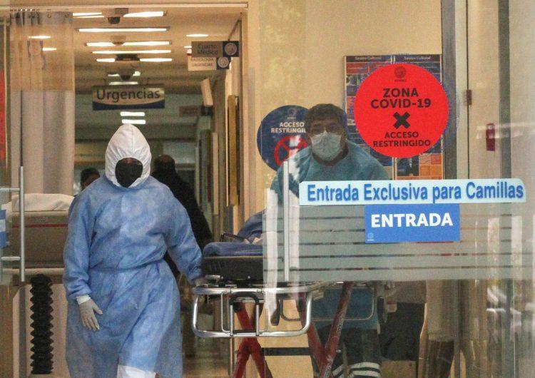 México suma 11,138 casos de COVID-19 y 1,328 muertos