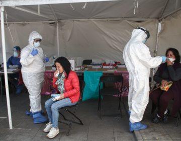 México registra 10,677 casos confirmados de COVID y 1,474 fallecimientos