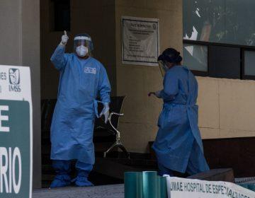 México suma 1,323 muertes a su lista de víctimas del COVID-19; la cifra total es de 172,557