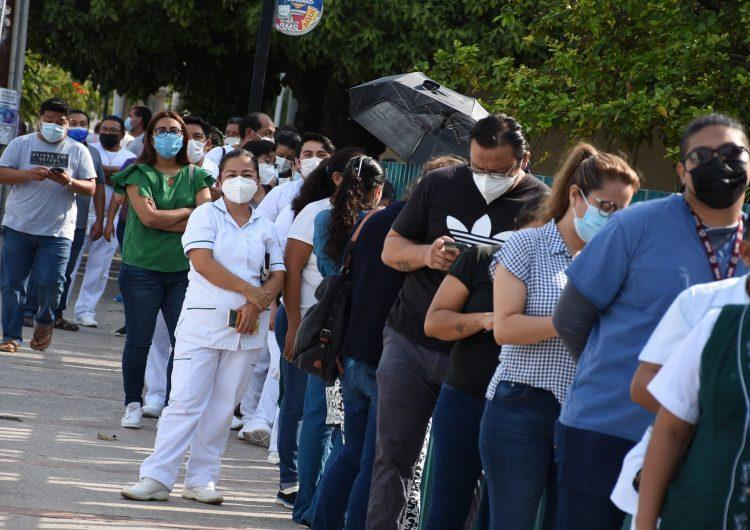 COVID-19: México llega a 178,965 defunciones; hay más de 56,000 contagios activos