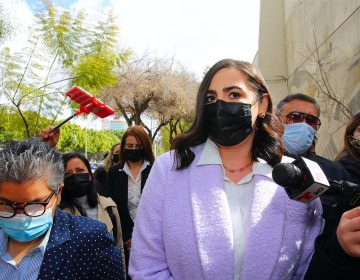 Anuncia Karla Ruiz Macfarland nuevo titular de Seguridad en Tijuana