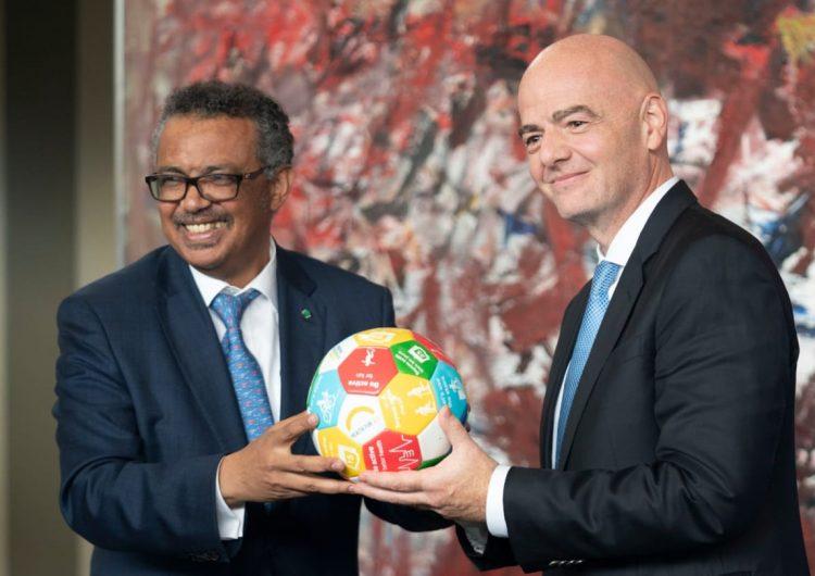 COVID-19: estrellas del futbol internacional promoverán acceso justo a vacunas y tratamientos
