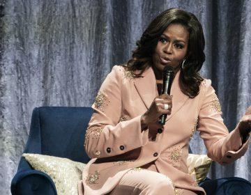 Michelle Obama entra al Salón de la Fama de la Mujer de EU