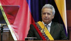 Presidente de Ecuador es expulsado de su partido por presunto…