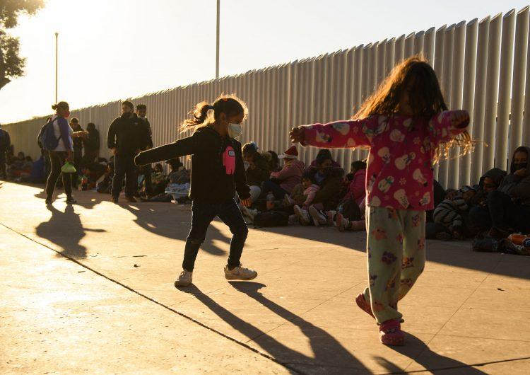 EU: en febrero fueron arrestados 9,457 menores no acompañados en frontera con México