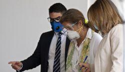 Embajadora de la UE sale de Venezuela luego de ser…