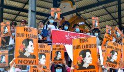 Birmania: imputan un delito más a presidenta electa tras jornada…